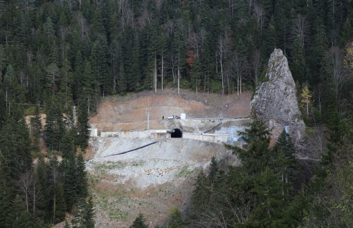 """""""Cerrattepe'deki Maden Böyle Giderse Artvin'i Sadece Fotoğraflarda Göreceğiz"""""""
