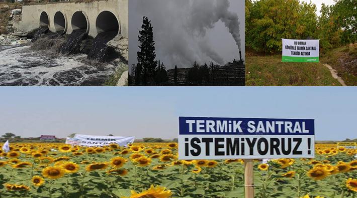 Çevre katliamlarıyla boğuşan Trakya bu defa kaya gazı felaketi ile karşı karşıya