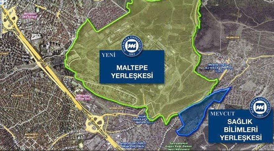 İstanbul'a ihanette bugün: Maltepe Başıbüyük Ormanı'nın doğal parçası askeri alan imara açıldı!