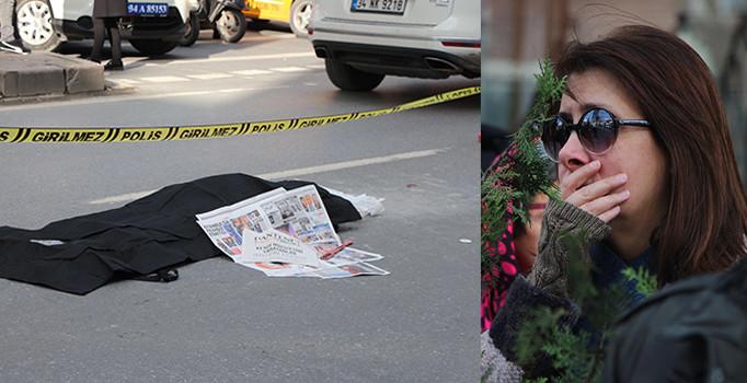 İnşaat ağalarına çalışan iş araçları, canımızı almaya devam ediyor: Beşiktaş'ta beton mikserinin çarptığı kadın öldü