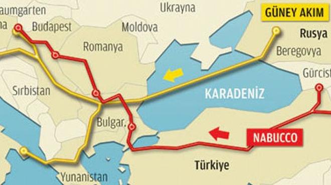 Türk Akımı projesine bir itiraz da Saray Doğayı Koruma Derneği'nden: Trakya Havzası zarar görecek