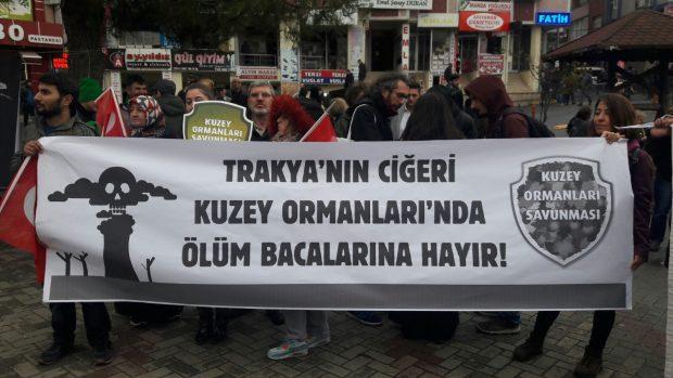 Tekirdağ Büyükşehir Belediyesi: Trakya'da termik santrale hayır
