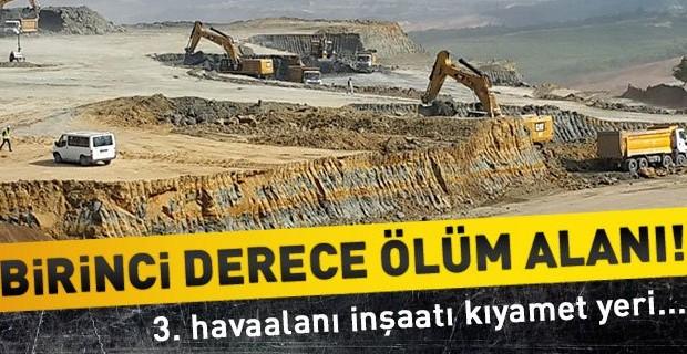3. Havalimanı'nda çalışan işçiler, Tayyip Erdoğan'ın doğum gününde planlanan şov için 24 saat çalıştırılıyor