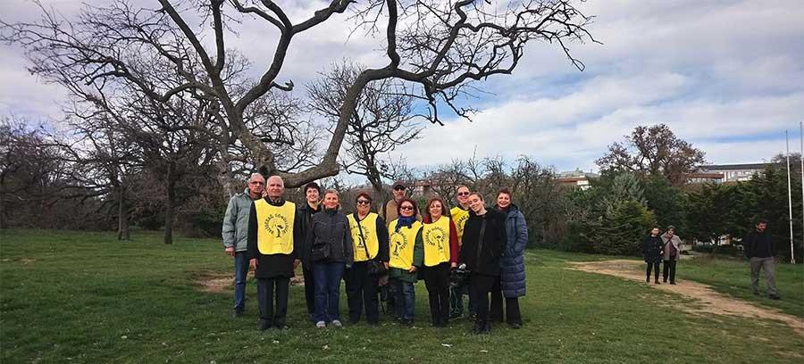 Validebağ gönüllüleri 20 yıldır İstanbul Anadolu yakasının ikinci büyük yeşil alanını savunuyor