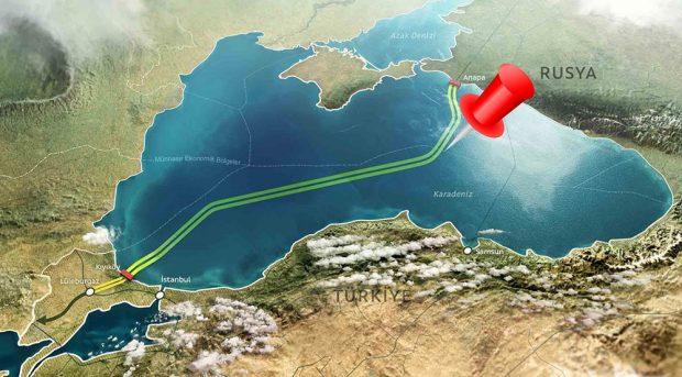 Türk Akımı projesi Tekirdağ – Saray'ı ikiye bölecek, 10 binlerce ağaç katledilecek
