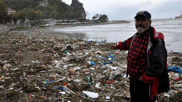 """Türk Deniz Araştırmaları Vakfı: """"Türkiye'nin dünyadaki kötü plastik atık yönetiminden sorumlu 20 ülkeden biri"""""""