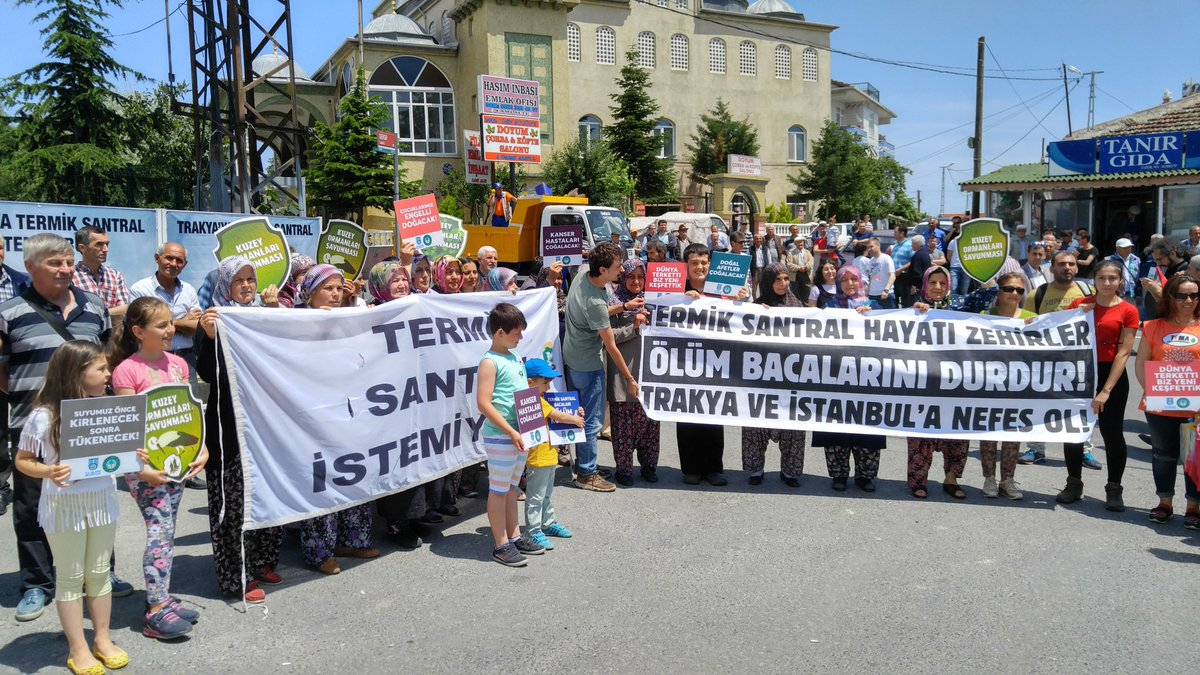 Danıştay, Silivri ve Tekirdağ'daki termik santral için acele kamulaştırma kararını durdurdu