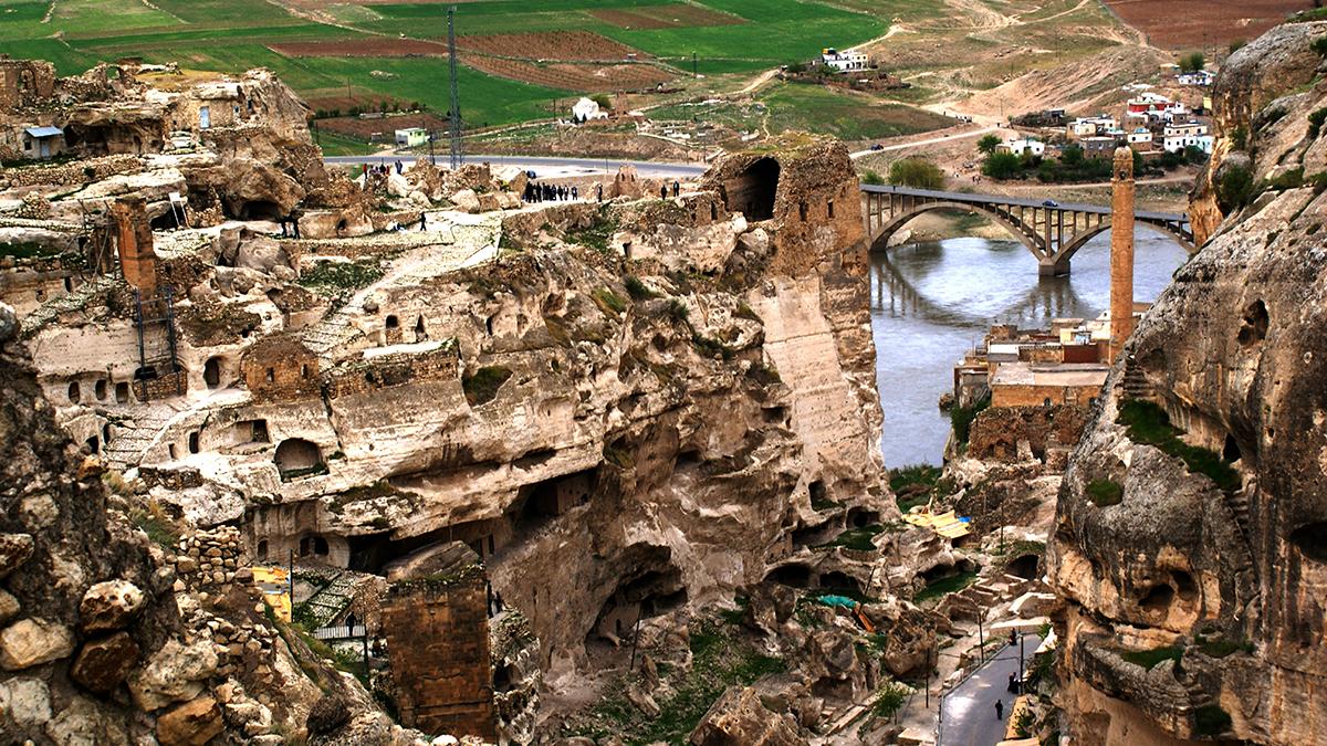 AYM, Hasankeyf'in yok edilmesine vize verdi
