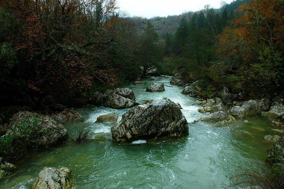 Küre Dağları Milli Parkı'na mermer ocağı tehdidi