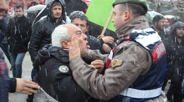 Uşak halkının ÇED protestosu taş ocağına geri adım attırdı