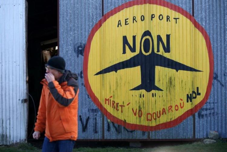 On yıllardır süren direnişin ardından: Fransa'da havalimanı projesi iptal edildi, ZAD 'tarihi zafer' ilan etti