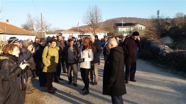 Halk Kırklareli'nde taş ocağı istemedi, ÇED toplantısı yapılmadı