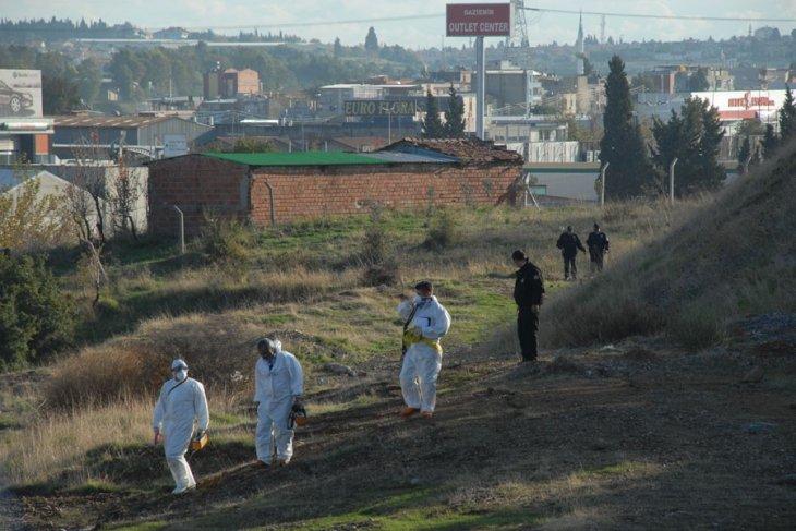 İzmir'in göbeğinde nükleer cinayet!