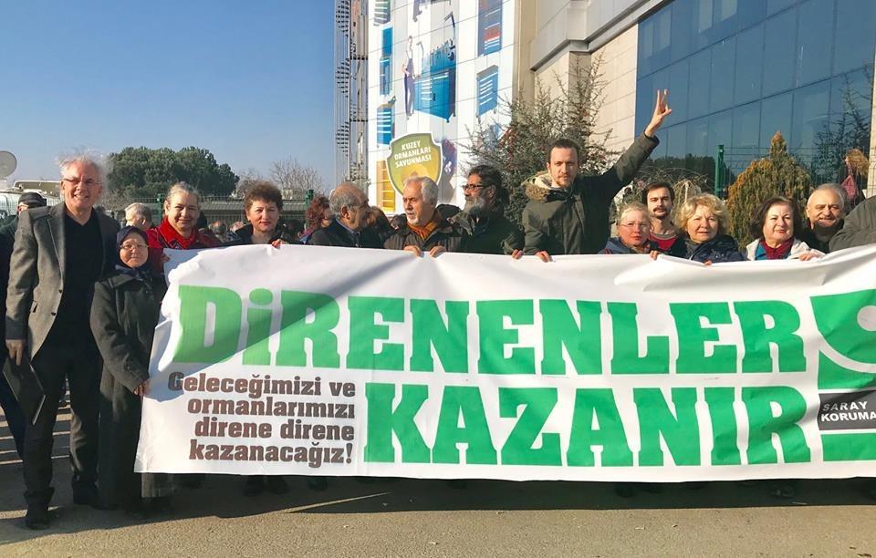 Trakya 'ölüm havasını solumak istemiyor': Halk termik santralin ÇED toplantısını yaptırmadı