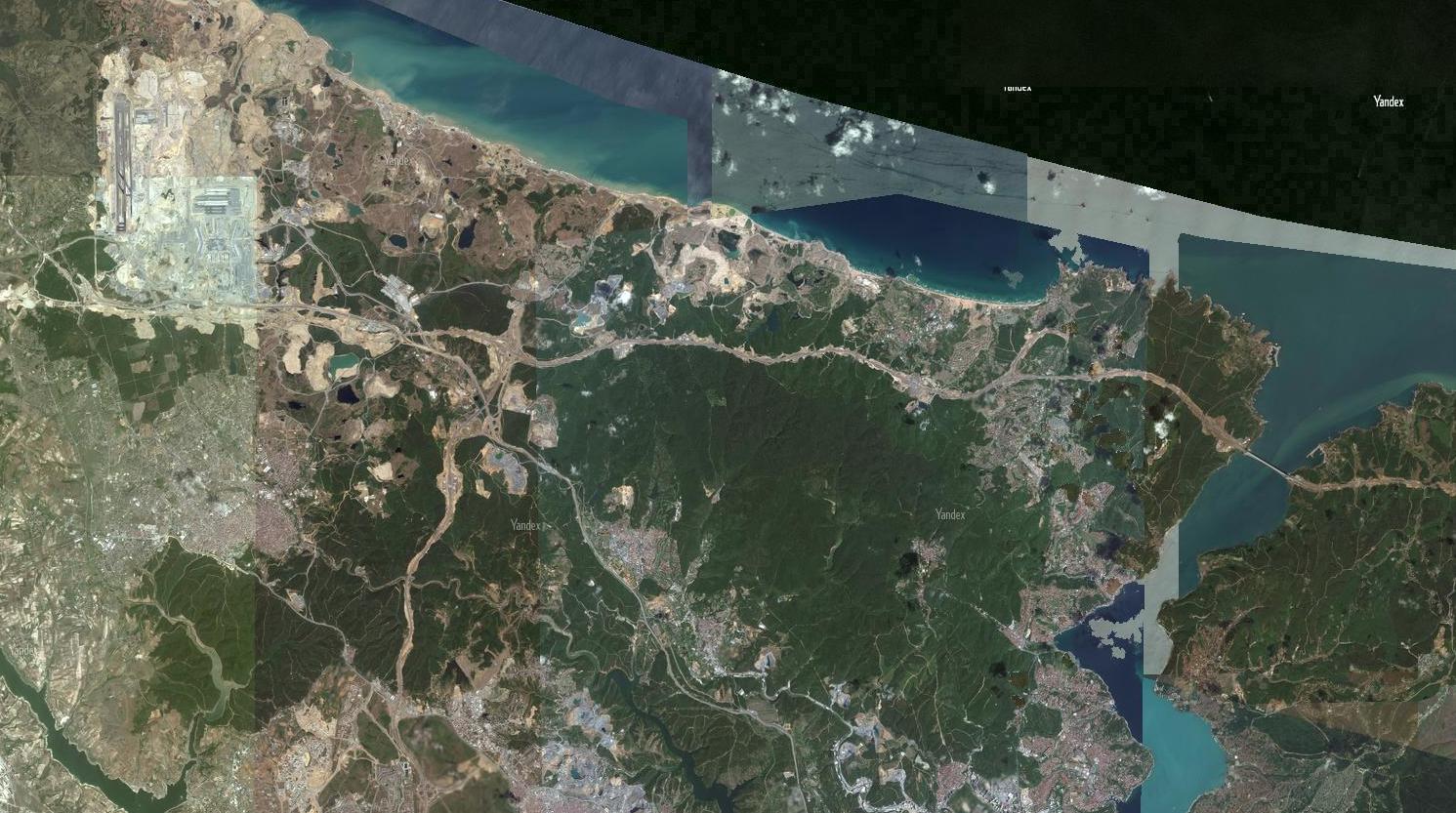 Kuzey Ormanları'nı yok ederseniz İstanbul'u kışın ortasında susuz bırakırsınız!