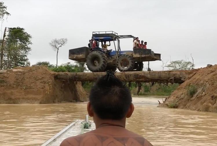 Munduruku yerlilerinin, topraklarını gasp eden madencilere düzenledikleri 'seferin' hikayesi