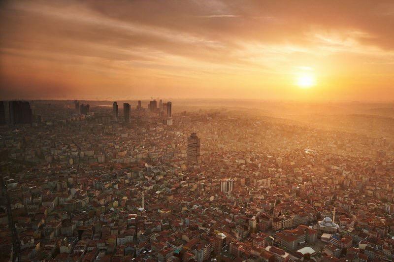 Türkiye'nin doğal varlıklarını İstanbul tüketiyor