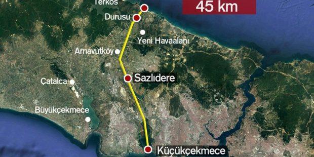Kanal İstanbul: Teknik ve mali alanda devasa sorunlar