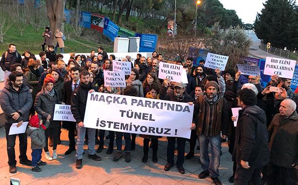 İstanbul halkı Maçka Parkı'na sahip çıkıyor: Haftasonu etkinlikleri ile parkta nöbet başlıyor