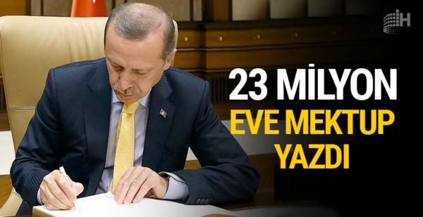 Çevrecilerden Erdoğan'a mektup: Çevreyi korumak için 23 milyon haneye mektup göndermek yerine ormanları inşaat baskısından kurtarın