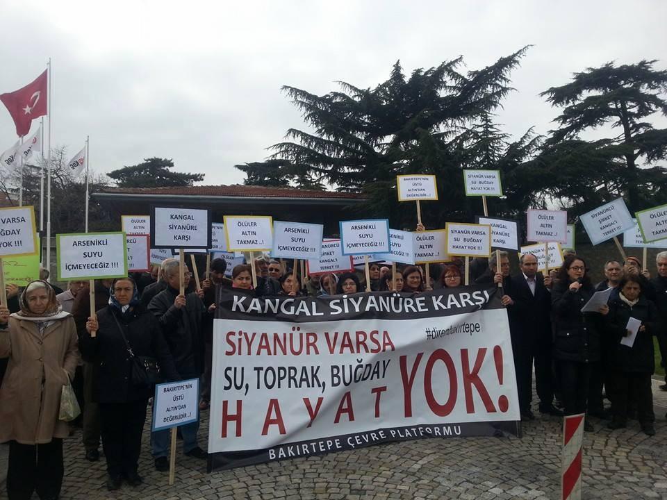 Bakırtepe'de doğayı savunanlar bir kez daha kazandı