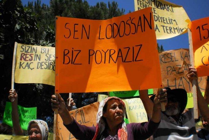 Karaburun'da RES şirketinin lisansı kesin olarak iptal edildi