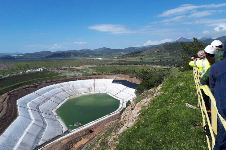 Bergama'da doğa bitti altın madeni davası bitmedi!
