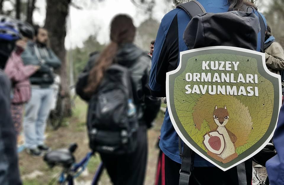 Zafer Fatih Ormanı sincabınındır!