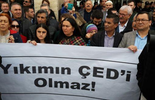 Kanal İstanbul'u Eleştirenlere Polis İzin Vermedi
