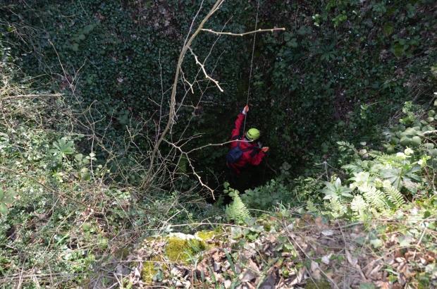 Kuzey Ormanları'nda Trakya'nın dikine olarak en derin mağarası keşfedildi