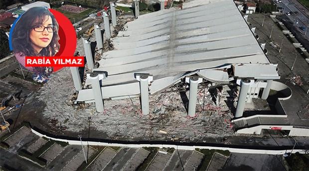 Abdi İpekçi Spor Salonu yıkımı şimdilik durdu, skandallar sürüyor: Asbest incelemesi, yetki belgesi olmayan firmadan