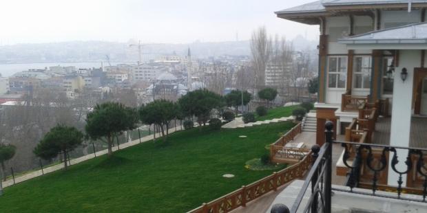 Cihangir Roma Parkı'daki İBB projesine yürütmeyi durdurma kararı