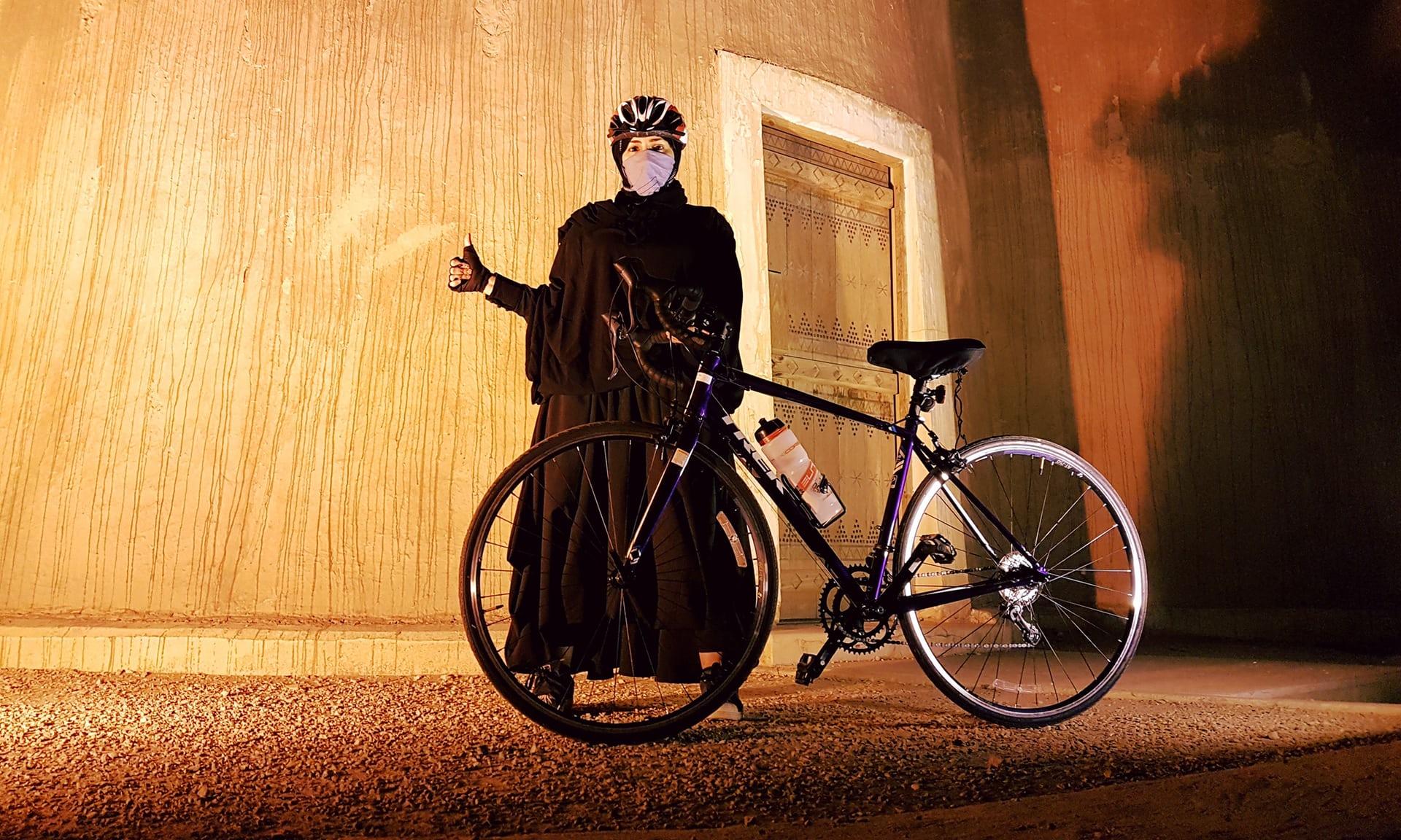 Bisiklete binmek ve Suudi Arabistan'da kadın hakları mücadelesi