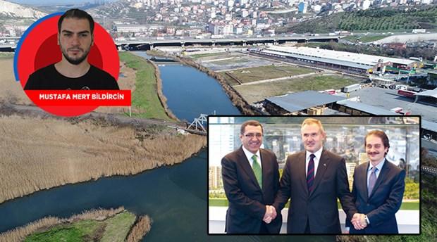 Topbaş'ın damadının şirketi Kanal İstanbul'a da el attı: Proje bitmeden konut satmaya başladılar!