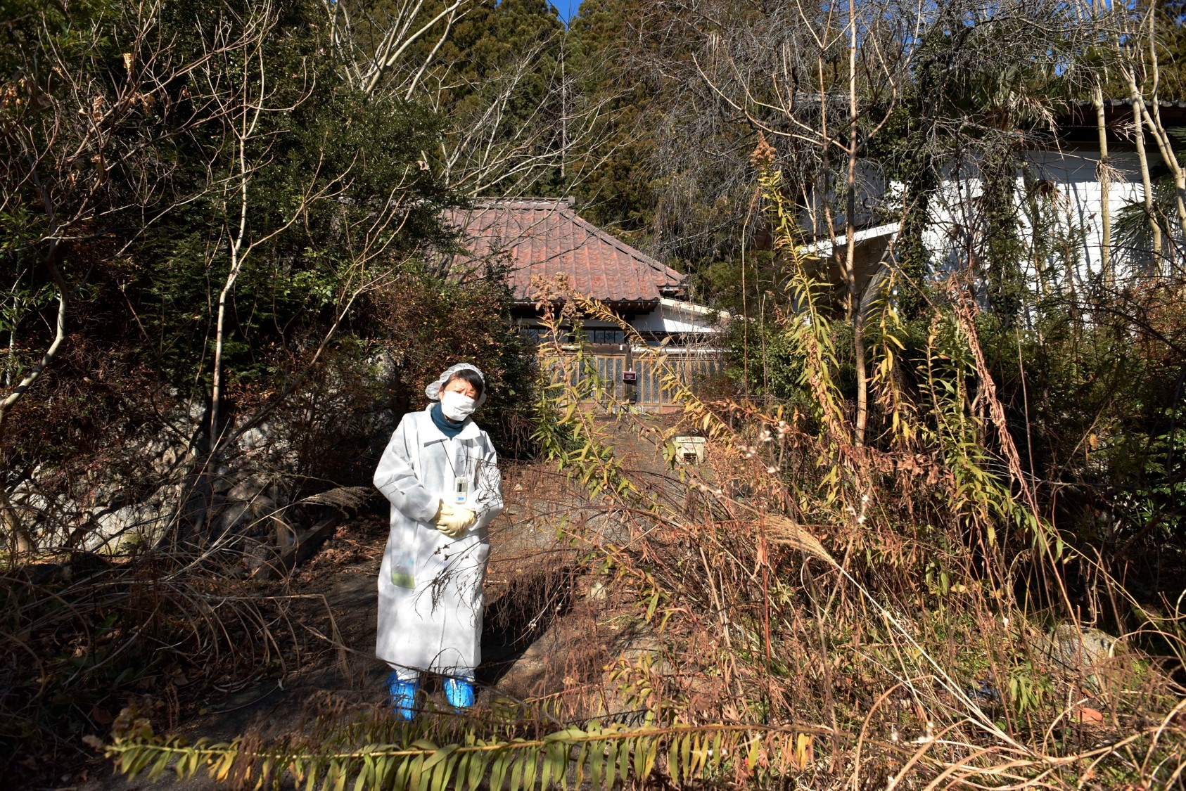 Fukuşima Tanığı Masumi Kowata ile 5 gün…