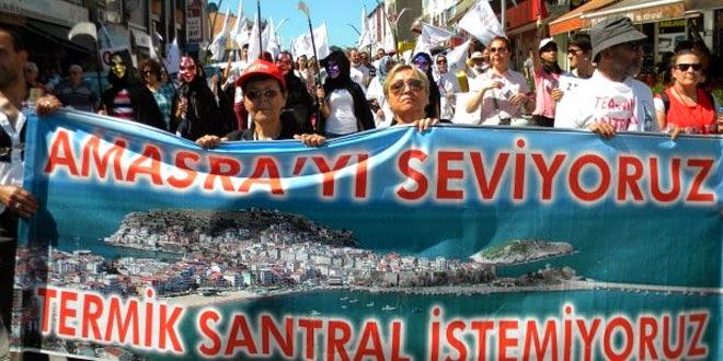 Bartın Platformu: Termik santrale karşı #DavamızaSahipÇıkıyoruz, siz de gelin!
