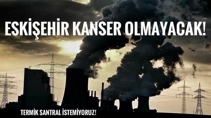 Eskişehir'de termik santral zorlaması: Mahkemeye baskı için acele kamulaştırma