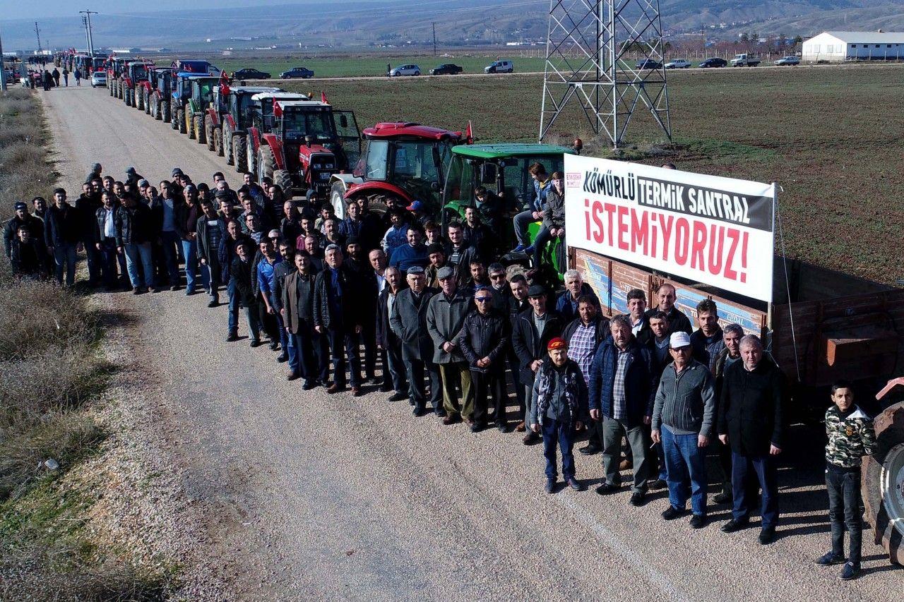 """Eskişehir'e ölüm bacası dikmek için """"acele kamulaştırma"""" kararı aldılar!"""