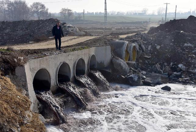 Zehirlenen Türkiye… Su yerine metal akıyor