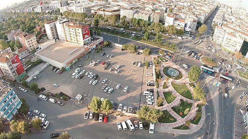 İBB'den 368 milyonluk çarçur parkı