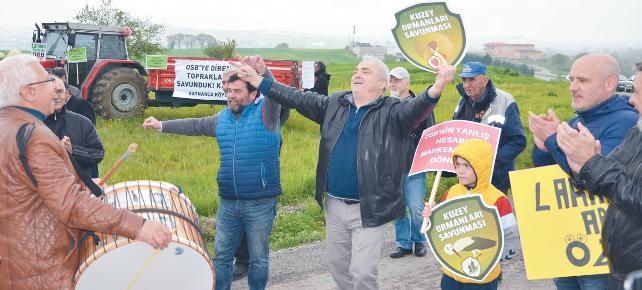 Sakarya'da lahana direnişini kazanan Güven köylüleri: Tarlamızı vermiiz!
