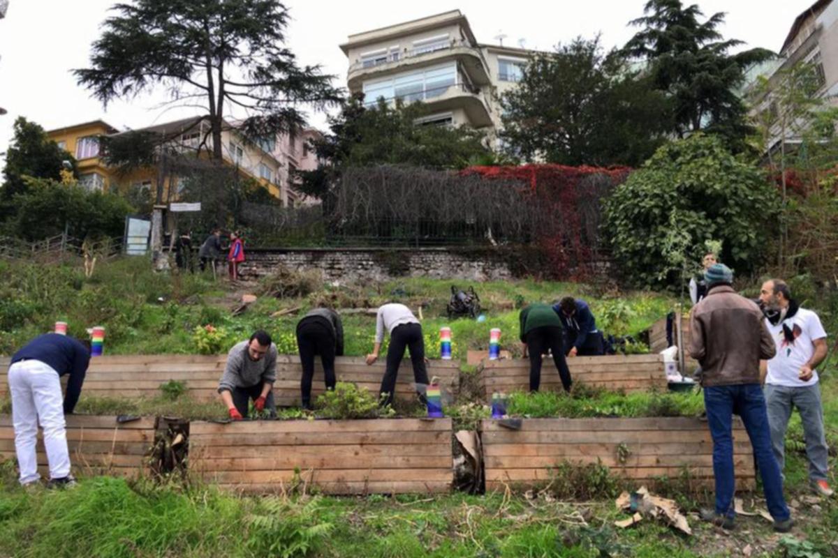 Oikos'un Polis'e sızma girşimi: Ekolojik yurttaşlık