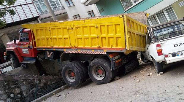 Makine Mühendisleri Odası İstanbul Şubesi: İstanbul'da hafriyat kamyonu kâbusuna son!