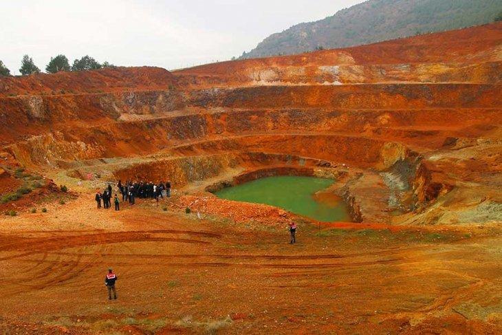 Şirketler için kurtarılmış maden bölgeleri geliyor!