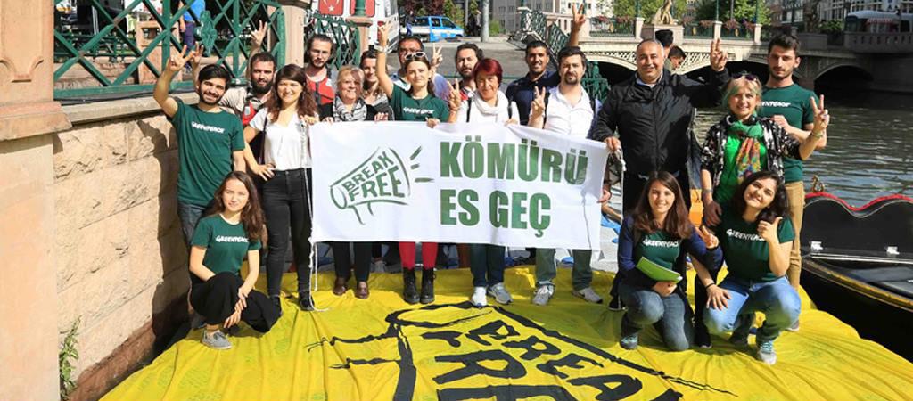 Porsuk'tan mesaj: Kömürü es geç