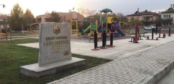 Acıbadem'in son parkı da tarikata teslim edildi