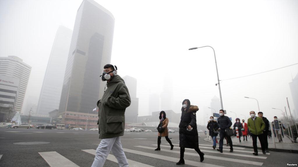 Dünya Sağlık Örgütü (WHO): 10 kişiden dokuzu kirli hava soluyor