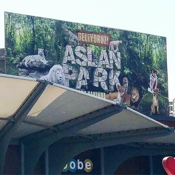 Viaport Marina'da yeni skandal: Aslan Park