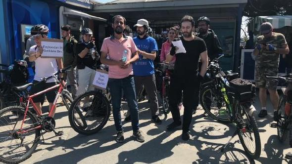 Don Kişot Bisiklet Kolektifi: Faytondan in bisiklete bin