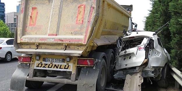 İstanbul'da 'Hafriyat kamyonu terörü' tam gaz